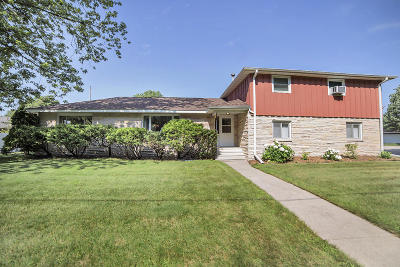 Marinette Single Family Home For Sale: 2711 Lincoln Street