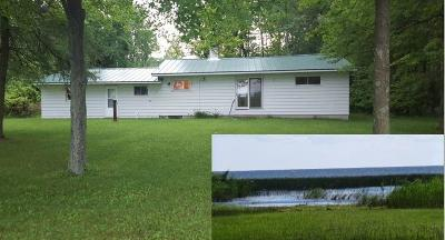 Peshtigo WI Single Family Home For Sale: $114,900