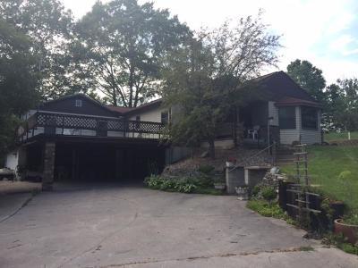 Crivitz Single Family Home For Sale: N9255 Ellis Lane