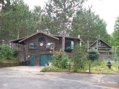 Menominee County Single Family Home For Sale: W5812 13.5 Road