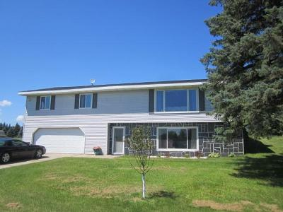 Menominee Single Family Home For Sale: N2013 Bay De Noc Drive