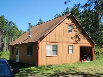 Single Family Home For Sale: W12456 Hazel Lane