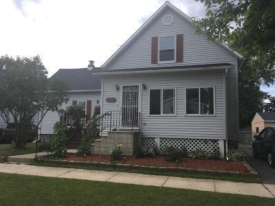 Single Family Home For Sale: 1209 Jackson Street