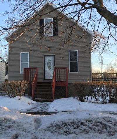 Single Family Home For Sale: 839 Cleveland Avenue