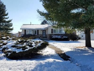 Menominee Single Family Home For Sale: 1917 23rd Avenue