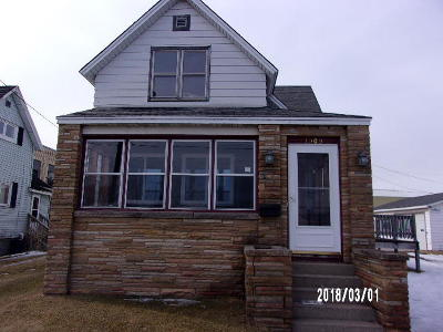 Menominee Single Family Home For Sale: 1909 13th Street