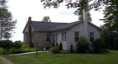 Menominee Single Family Home For Sale: N1576 State Highway M-35