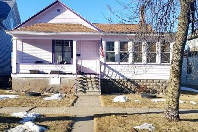 Single Family Home For Sale: 1412 16th Avenue