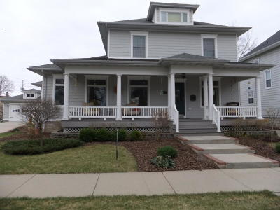 Marinette County Single Family Home For Sale: 1939 Stephenson Street