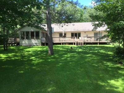 Marinette County Single Family Home For Sale: W10317 Jessica Lane