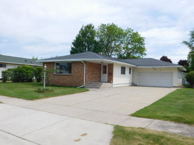 Marinette WI Single Family Home For Sale: $89,500