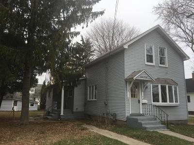 Single Family Home For Sale: 1201 15th Street