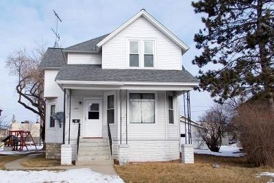 Single Family Home For Sale: 1312 15th Avenue