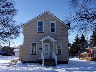 Single Family Home For Sale: 2101 12th Avenue