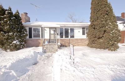 Single Family Home For Sale: 1527 Pierce Avenue