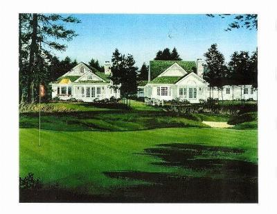 Charlevoix Single Family Home Active-Extended: Lot 12 Cottage Pointe