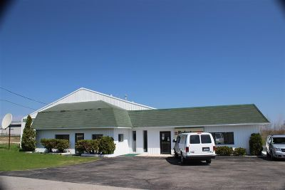 Charlevoix County Commercial For Sale: 06691 S Us 31