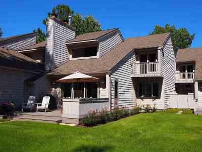 Harbor Springs Single Family Home For Sale: 1051 Beach Drive #2