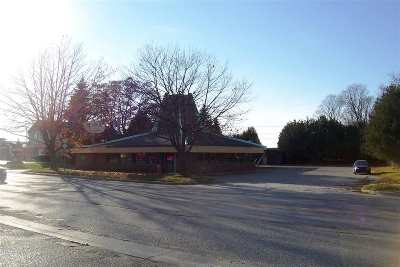 Charlevoix County Commercial For Sale: 1411 Bridge Street