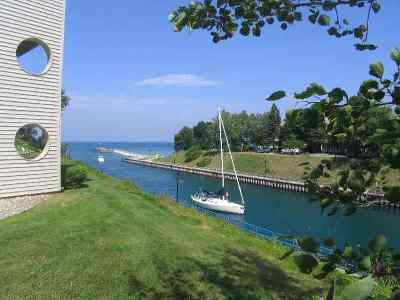 Charlevoix Single Family Home For Sale: 207 Park #Unit 7