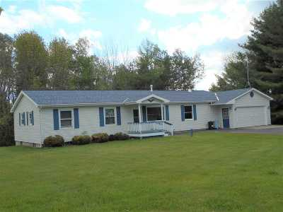 Alanson Single Family Home For Sale: 7028 Coors Road