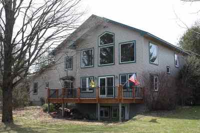 Petoskey Single Family Home For Sale: 3416 Blackbird