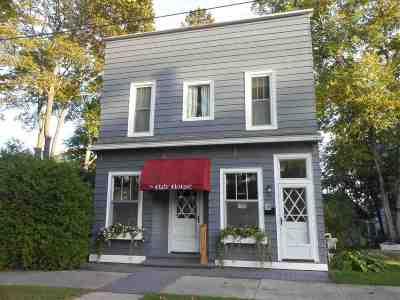 Harbor Springs Single Family Home For Sale: 181 W Main Street