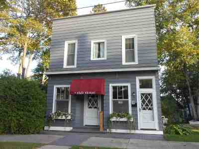 Harbor Springs Commercial For Sale: 181 W Main St.