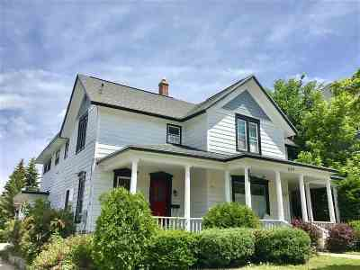 Petoskey Single Family Home For Sale: 527 E Mitchell Street