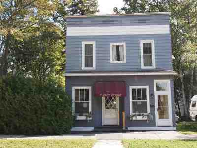 Harbor Springs Single Family Home For Sale: 181 W Main Street