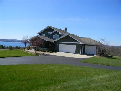 Charlevoix Single Family Home For Sale: 05655 Ridgelands Road