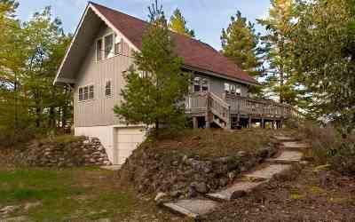 Single Family Home For Sale: 32200 E Side Drive