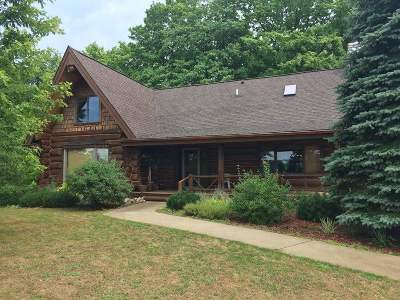 Charlevoix Single Family Home For Sale: 01270 W Mason Creek