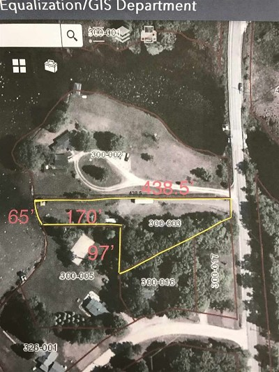 Residential Lots & Land For Sale: 7101 Channel