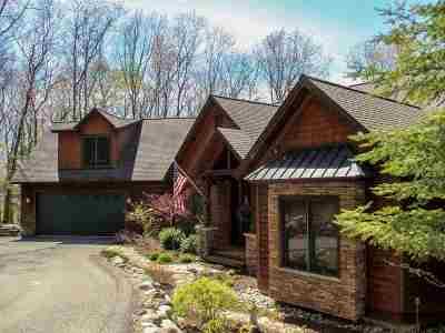 Harbor Springs Single Family Home For Sale: 1616 Arrowhead