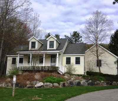 Harbor Springs Single Family Home For Sale: 716 Heather Drive #Lot 14 P