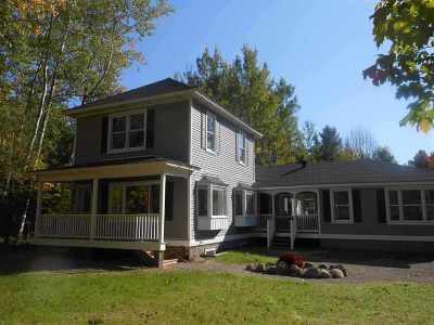 Harbor Springs Single Family Home For Sale: 783 W Lake