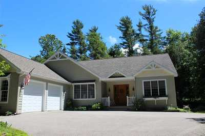Charlevoix Single Family Home For Sale: 12290 N Country Club