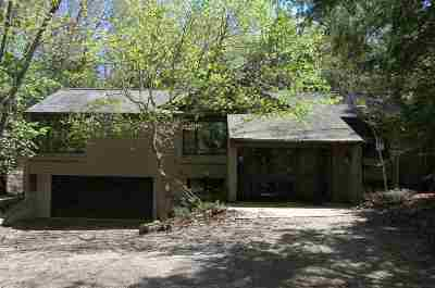 Harbor Springs Single Family Home For Sale: 2755 Harbor-Petoskey #Cottage
