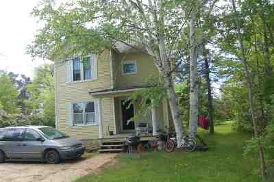 Charlevoix Multi Family Home For Sale: 1203 State