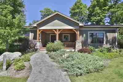 Harbor Springs Single Family Home For Sale: 2585 Cottage Lane #10