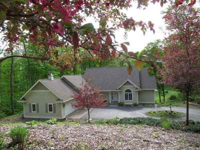 Harbor Springs Single Family Home Active-Price Change: 3173 Greenbriar