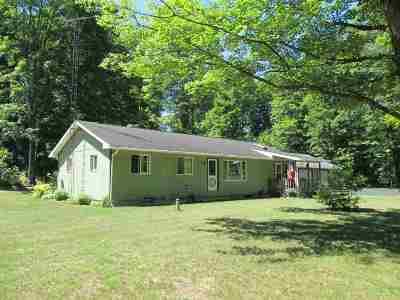 Harbor Springs Single Family Home For Sale: 830 S State