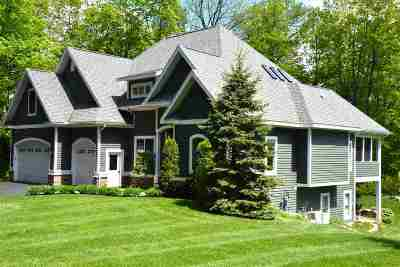Petoskey Single Family Home For Sale: 3443 Aurora