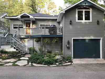 Harbor Springs Single Family Home For Sale: 1272 Fern