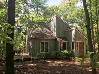 Harbor Springs Single Family Home For Sale: 2010 Greenbriar #Lot #70