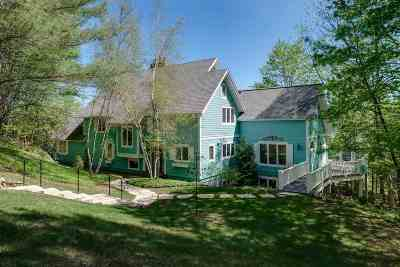 Petoskey Single Family Home For Sale: 6199 Indian Garden Road