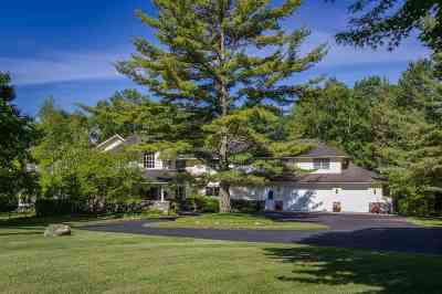 Harbor Springs Single Family Home For Sale: 6580 S Lake Shore Dr.