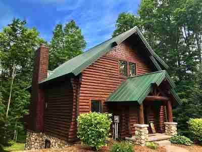 Boyne City Single Family Home For Sale: 01228 Powder Ridge Drive