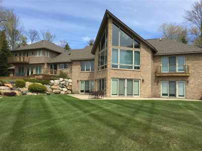 Charlevoix Single Family Home For Sale: 00141 Lake Shore Dr.